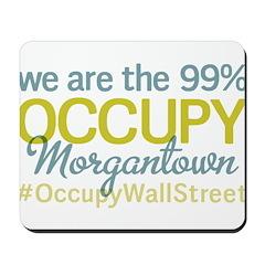 Occupy Morgantown Mousepad