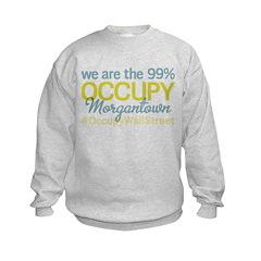 Occupy Morgantown Sweatshirt