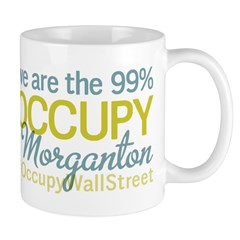 Occupy Morganton Mug