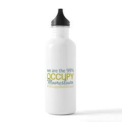Occupy Moorestown Water Bottle