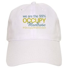 Occupy Montrose Baseball Cap