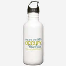 Occupy Montréal Water Bottle