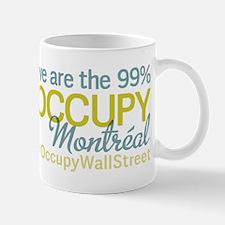 Occupy Montréal Mug