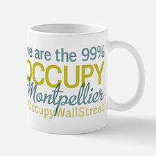 Occupy Montpellier Mug