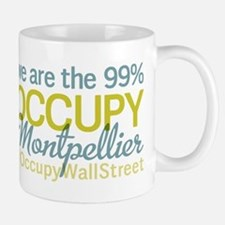 Occupy Montpellier Small Small Mug