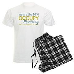 Occupy Monterey Pajamas