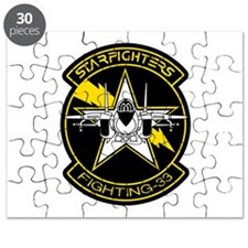 VF-33 Starfighters Puzzle