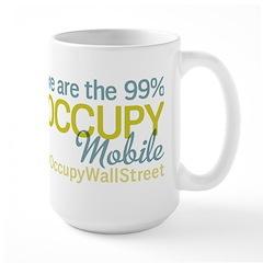 Occupy Mobile Mug