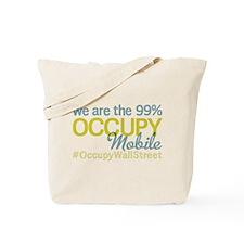Occupy Mobile Tote Bag