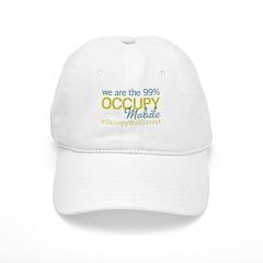 Occupy Mobile Baseball Cap