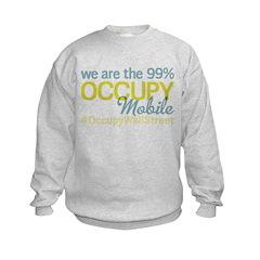 Occupy Mobile Sweatshirt