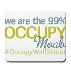 Occupy Moab Mousepad