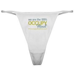 Occupy Minot Classic Thong