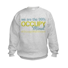 Occupy Minot Sweatshirt