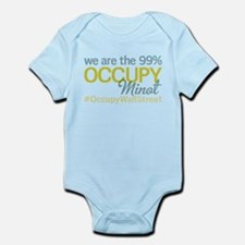Occupy Minot Infant Bodysuit