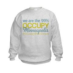 Occupy Minneapolis Sweatshirt
