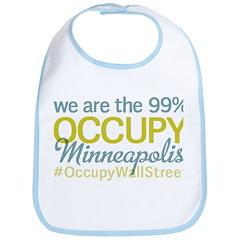 Occupy Minneapolis Bib