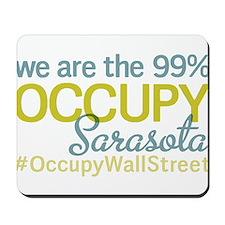 Occupy Sarasota Mousepad