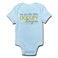 Occupy Sarajevo Infant Bodysuit