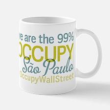 Occupy Sao Paulo Small Small Mug