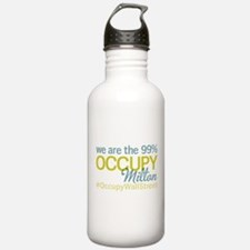 Occupy Milton Keynes Water Bottle