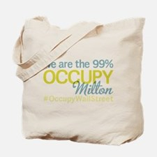 Occupy Milton Keynes Tote Bag