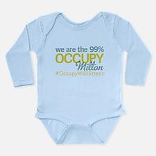Occupy Milton Keynes Long Sleeve Infant Bodysuit