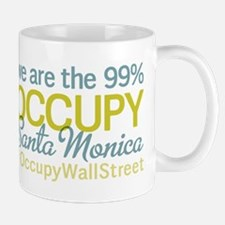 Occupy Santa Monica Small Small Mug