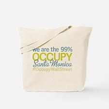 Occupy Santa Monica Tote Bag