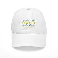 Occupy Santa Monica Baseball Baseball Cap