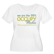 Occupy Media T-Shirt