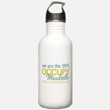 Occupy Meadville Water Bottle