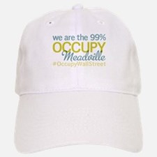 Occupy Meadville Baseball Baseball Cap