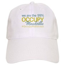 Occupy Meadville Baseball Cap