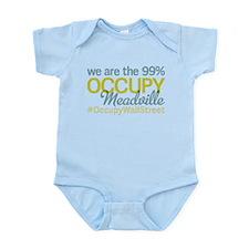 Occupy Meadville Infant Bodysuit