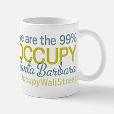 Occupy Santa Barbara Small Small Mug