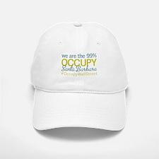 Occupy Santa Barbara Baseball Baseball Cap