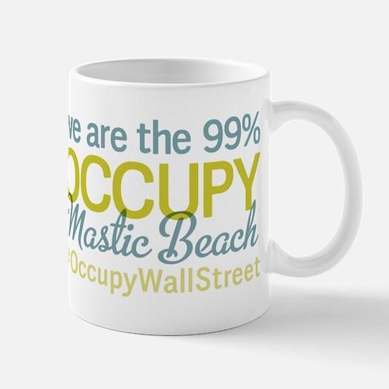 Occupy Mastic Beach Mug