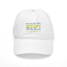 Occupy Mastic Beach Baseball Baseball Cap