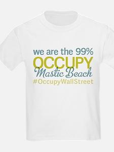 Occupy Mastic Beach T-Shirt