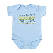 Occupy Marysville Infant Bodysuit