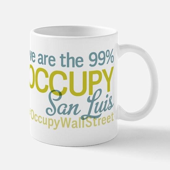 Occupy San Luis Obispo Mug