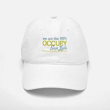 Occupy San Luis Obispo Baseball Baseball Cap