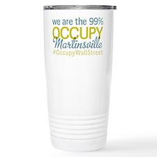 Occupy Martinsville Travel Mug