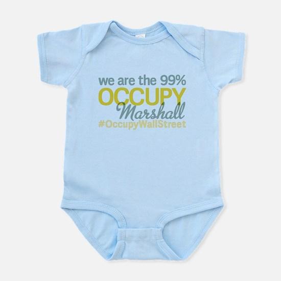 Occupy Marshall Infant Bodysuit