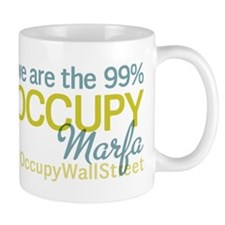 Occupy Marfa Mug