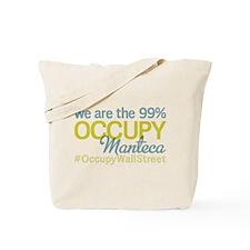 Occupy Manteca Tote Bag