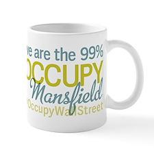 Occupy Mansfield Small Mug