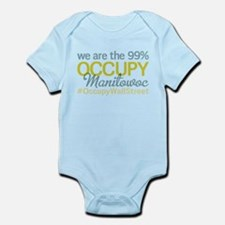 Occupy Manitowoc Infant Bodysuit