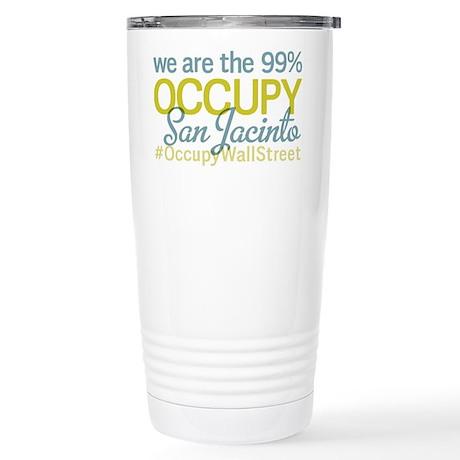 Occupy San Jacinto Stainless Steel Travel Mug